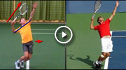 Adam Jurajda – Serve Analysis Sample